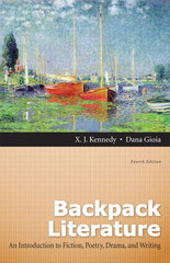 Backpack Literature 4th Edition 9780205151660 0205151663