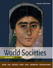 9780312666910: a history of world societies john p mckay.