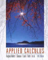 Applied Calculus, Textbook and Student Solutions Manual (4th) edition 0470615346 9780470615348
