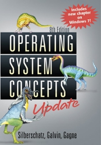 Operating System Concepts 8th edition 9781118112731 1118112733