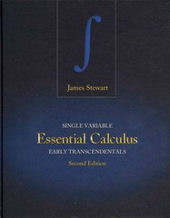single variable essential calculus 2nd edition textbook solutions rh chegg com essential calculus 1st edition solution manual pdf essential calculus student solutions manual