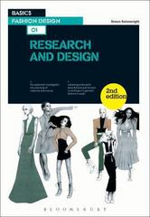Basics Fashion Design 01: Research and Design 2nd Edition 9782940411702 2940411700