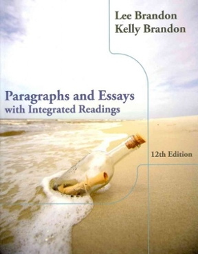 Paragraphs and essays 12th edition