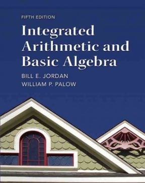 Integrated arithmetic and basic algebra 5th edition rent integrated arithmetic and basic algebra 5th edition fandeluxe Images