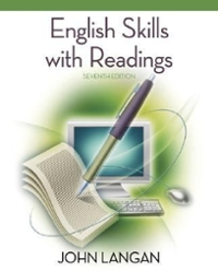 English skills with readings 7th edition (9780073384115.