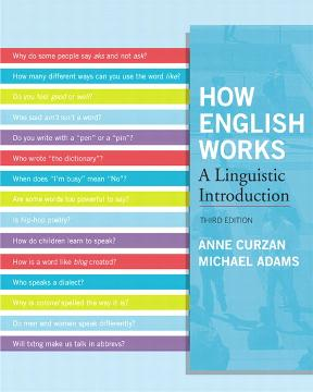 How english works a linguistic introduction 3rd edition rent how english works 3rd edition a linguistic introduction fandeluxe Image collections