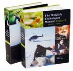 The Wildlife Techniques Manual 7th Edition 9781421401591 1421401592