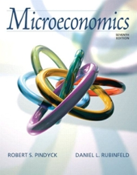 Microeconomics (7th) edition 0132080230 9780132080231
