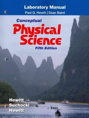 Laboratory manual for conceptual physical science 5th edition rent laboratory manual for conceptual physical science 5th edition fandeluxe Choice Image