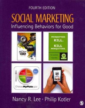 social marketing influencing behaviors for good 4th edition pdf