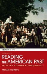 Reading the American Past 5th Edition 9780312564131 0312564139
