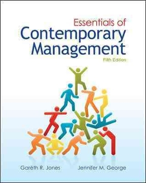 Essentials of contemporary management 5th edition rent essentials of contemporary management 5th edition fandeluxe Images