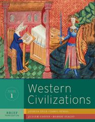 Western Civilizations 3rd Edition 9780393934885 0393934888