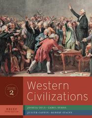 Western Civilizations 3rd Edition 9780393934892 0393934896