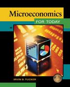 Microeconomics for Today 8th Edition 9781285629438 1285629434