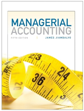 Managerial accounting 5th edition rent 9781118078761 chegg managerial accounting 5th edition 9781118078761 1118078764 view textbook solutions fandeluxe Gallery