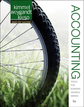 Accounting tools for business decision making 5th edition rent accounting 5th edition 9781118128169 1118128168 view textbook solutions fandeluxe
