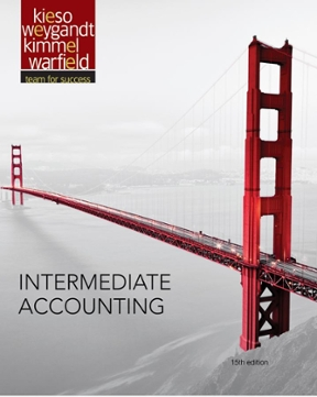 Intermediate accounting 15th edition rent 9781118147290 chegg intermediate accounting 15th edition fandeluxe Choice Image