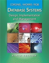 Database Systems (9th) edition 1111792852 9781111792855