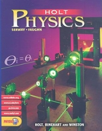 Holt Physics 2nd Edition Textbook Solutions   Chegg com