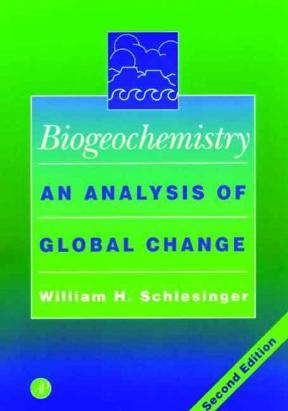 biogeochemistry bernhardt emily s schlesinger w h