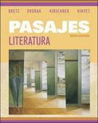 Pasajes:  Literatura 7th edition 9780077264093 0077264096