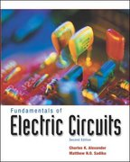Fundamentals of Electric Circuits 2nd edition 9780072493504 007249350X