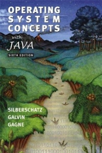 Operating Systems Concepts with Java (6th) edition 0471489050 9780471489054