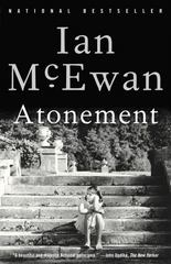 Atonement 1st Edition 9780385721790 038572179X