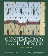 Contemporary Logic Design 2nd edition 9780201308570 0201308576
