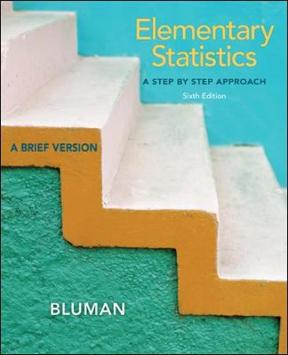 Elementary statistics a brief version 6th edition rent elementary statistics 6th edition 9780073386119 0073386111 fandeluxe Gallery