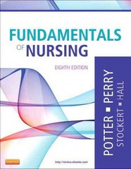 Fundamentals of Nursing 8th Edition 9780323079334 0323079334
