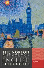 The Norton Anthology of English Literature 9th Edition 9780393912487 0393912485