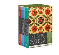 The Norton Anthology of World Literature 3rd Edition 9780393933666 0393933660
