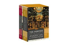 The Norton Anthology of American Literature 8th Edition 9780393913095 0393913090