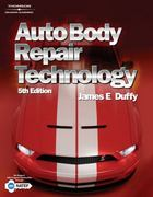 Auto Body Repair Technology 5th edition 9781418073534 1418073539