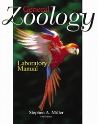 General Zoology Laboratory Manual to accompany Zoology (6th) edition 9780072528374 0072528370