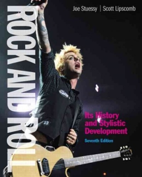 Rock and roll its history and stylistic development 7th edition rock and roll 7th edition 9780205246977 0205246974 fandeluxe Images