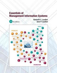 Essentials of MIS 10th edition 9780132668552 0132668556