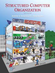 Structured Computer Organization 6th Edition 9780132916523 0132916525