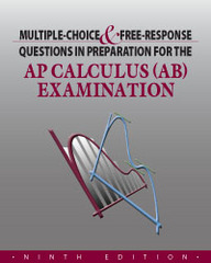 Ab Examination Multiple Choice /& Free-Response Questions in Preparation for Ap Calculus