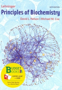 Principles of Biochemistry (Loose Leaf) (6th) edition 9781429293129 1429293128
