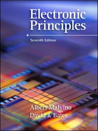 Electronic Principles (7th) edition 007297527X 9780072975277