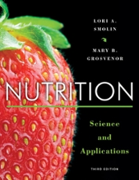 Nutrition 3rd Edition 9781118288269 1118288262