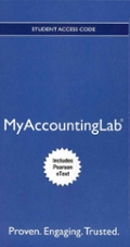 New myaccountinglab with pearson etext access card for cost what are chegg study step by step new myaccountinglab with pearson etext access card for cost accounting solutions manuals fandeluxe Gallery