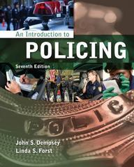 An Introduction to Policing 7th Edition 9781133594703 1133594700