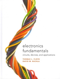 Electronics Fundamentals: Circuits, Devices & Applications with Lab Manual (8th) edition 0136125123 9780136125129