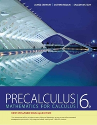 Precalculus, Enhanced WebAssign Edition (6th) edition 113359476X 9781133594765