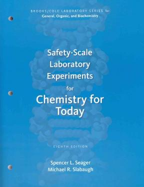 Safety scale laboratory experiments for chemistry for today 8th safety scale laboratory experiments for chemistry for today 8th edition fandeluxe Image collections