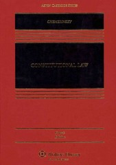 Constitutional Law 4th Edition 9781454817536 1454817534